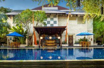 Фото гостиницы Best Western Kuta Villa на Бали
