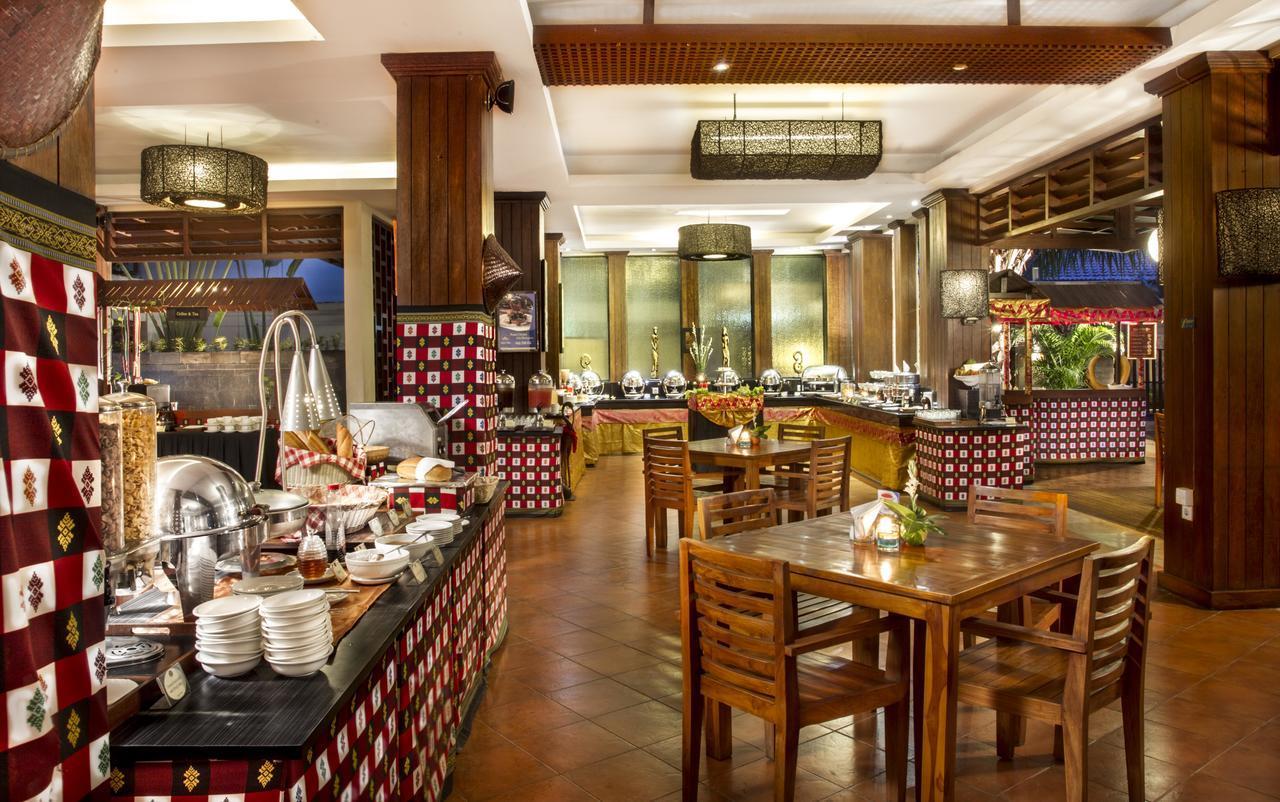 Фото ресторана в Best Western Kuta Villa на Бали