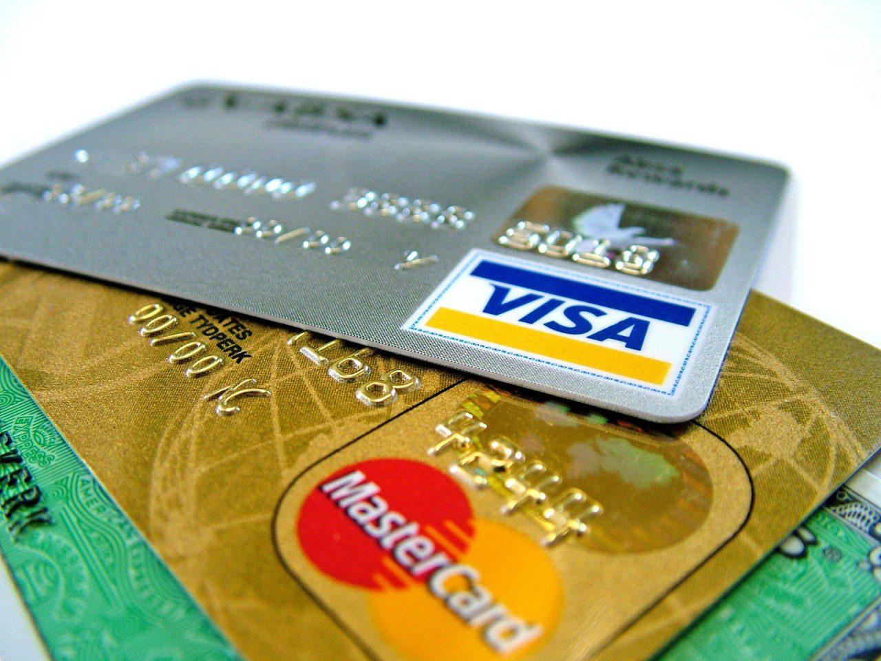 Фото банковских карт