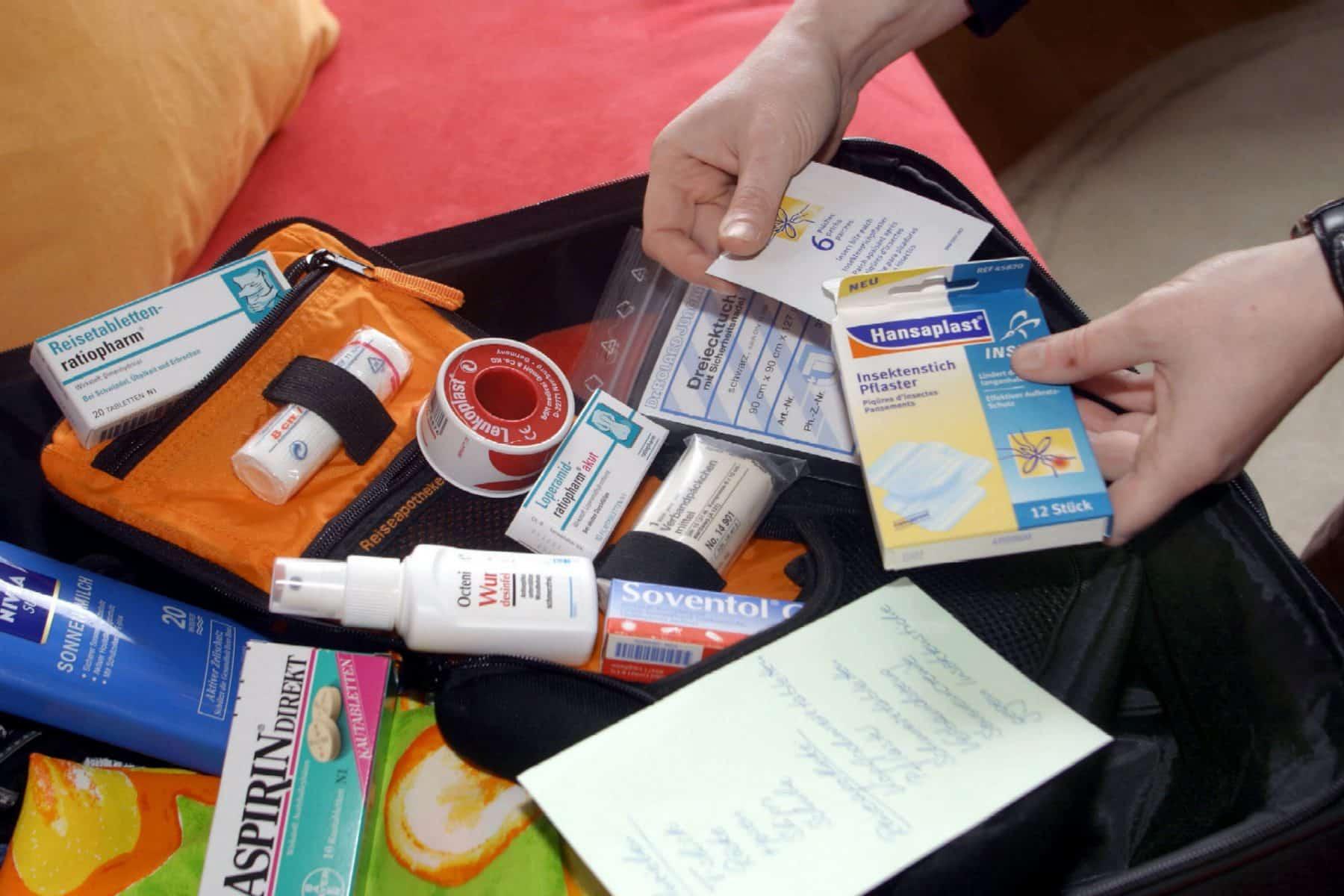 Фото аптечки