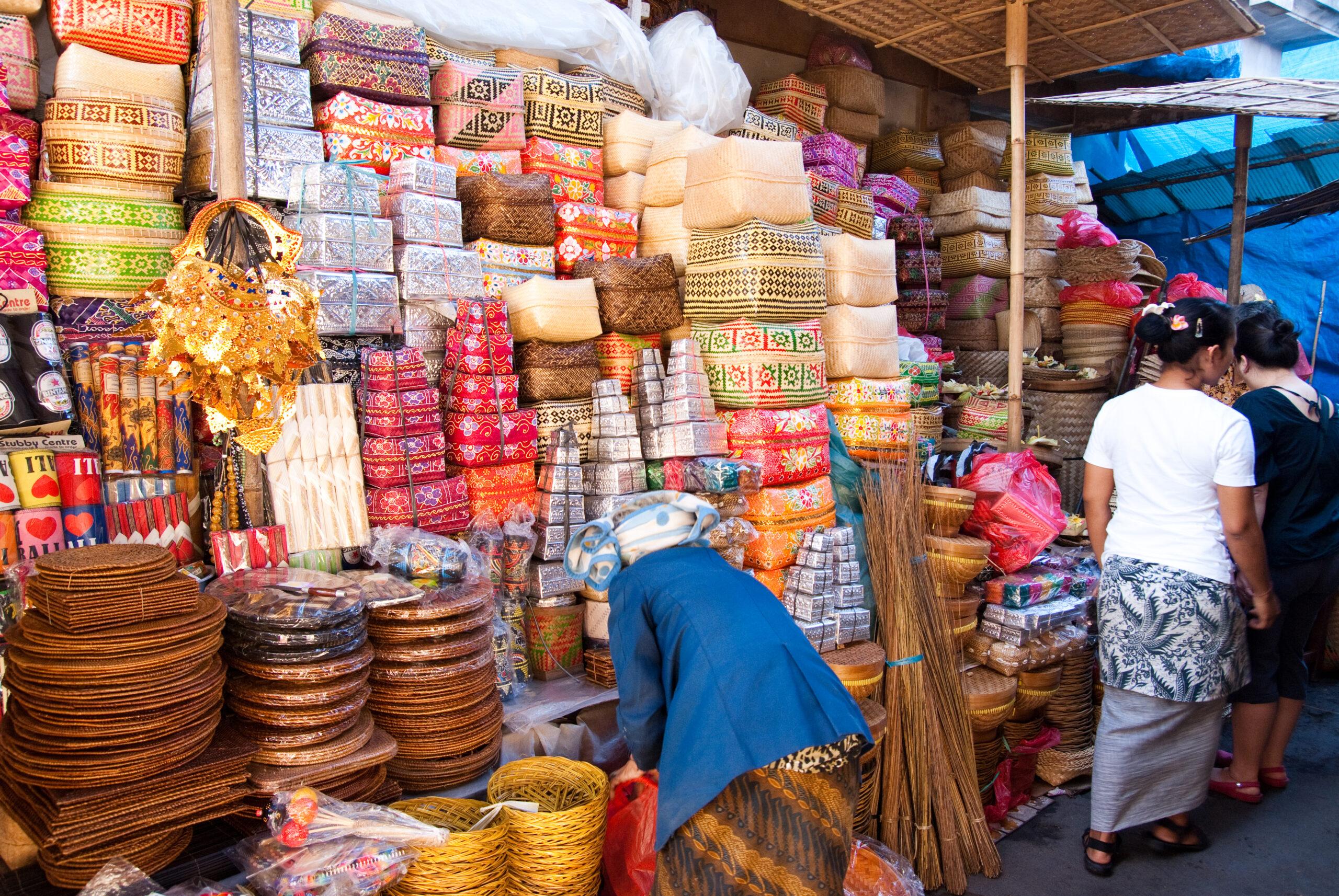 Фото рынка на Буките
