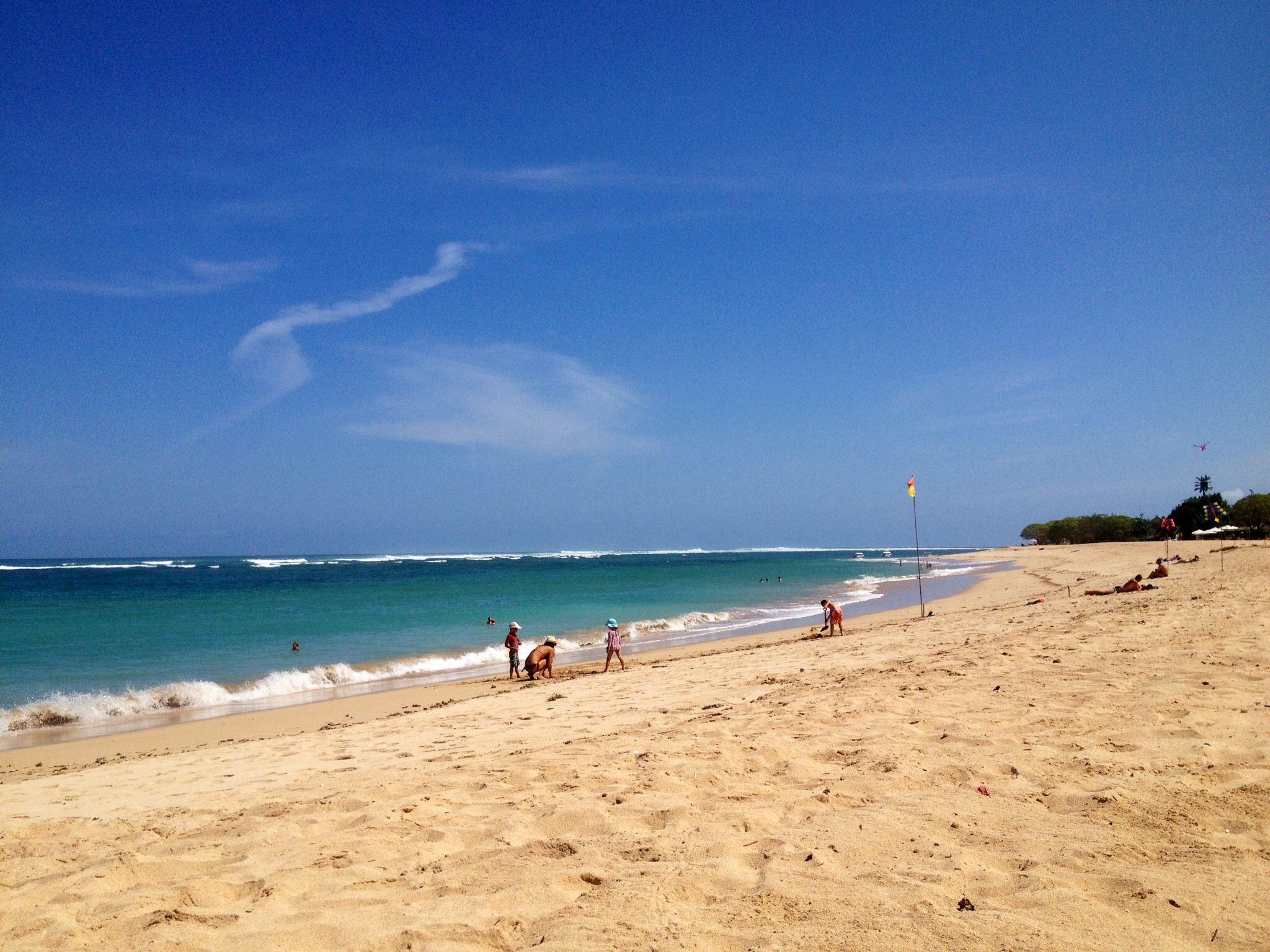 Фото пляжа Mengiat