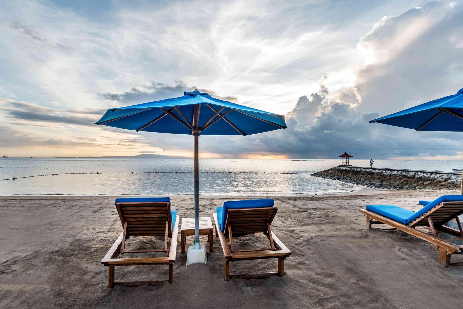 Фото пляжа на Буките