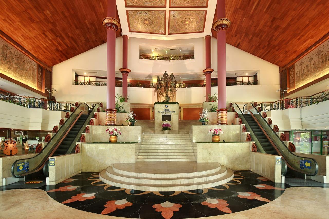 Фото отеля Inna Grand Bali Beach