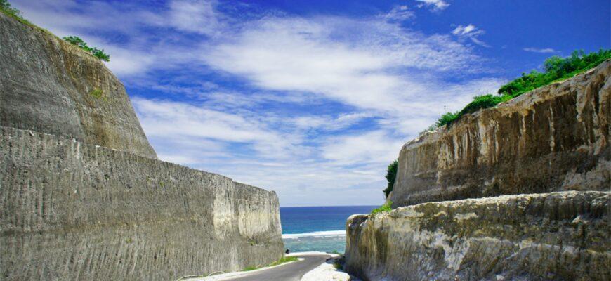 Фото пляжа Пандава на Буките