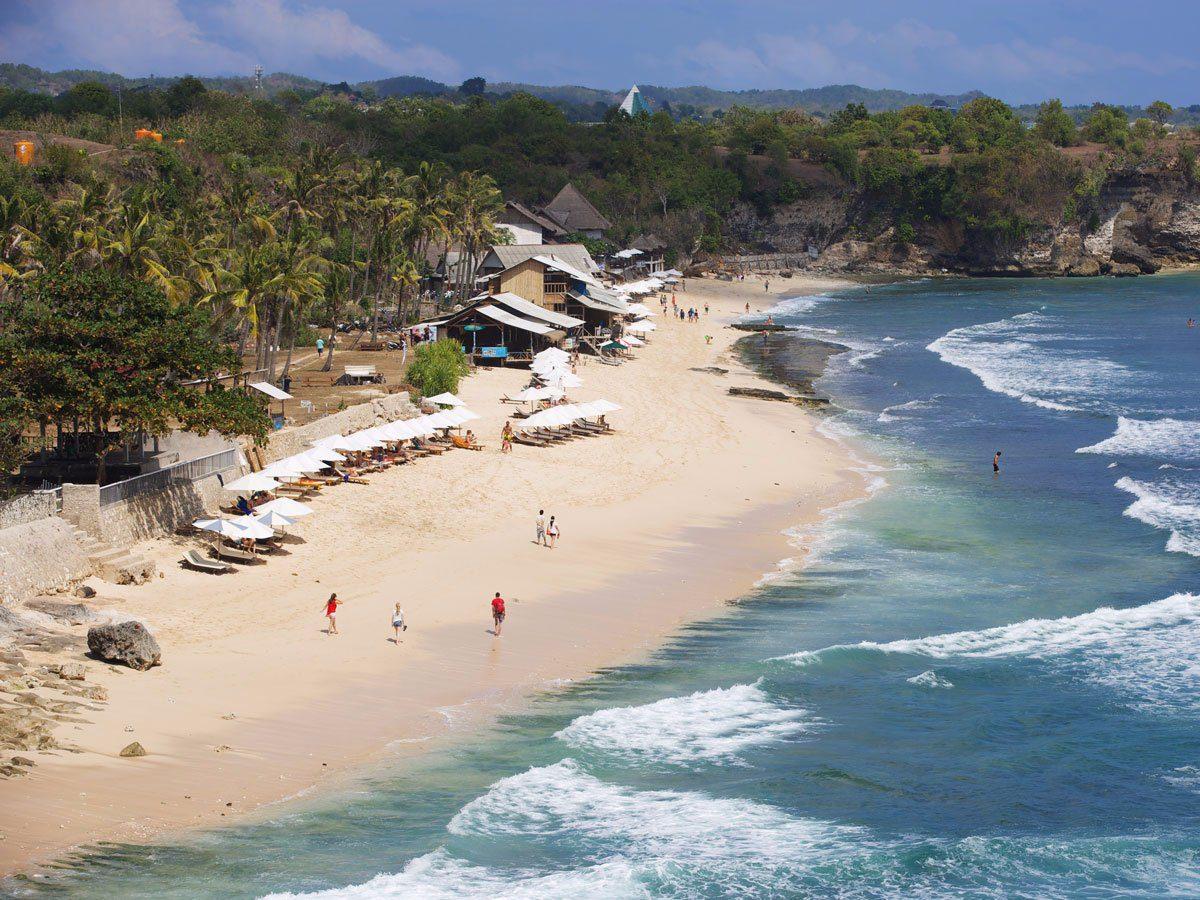 Фото пляжа Баланган