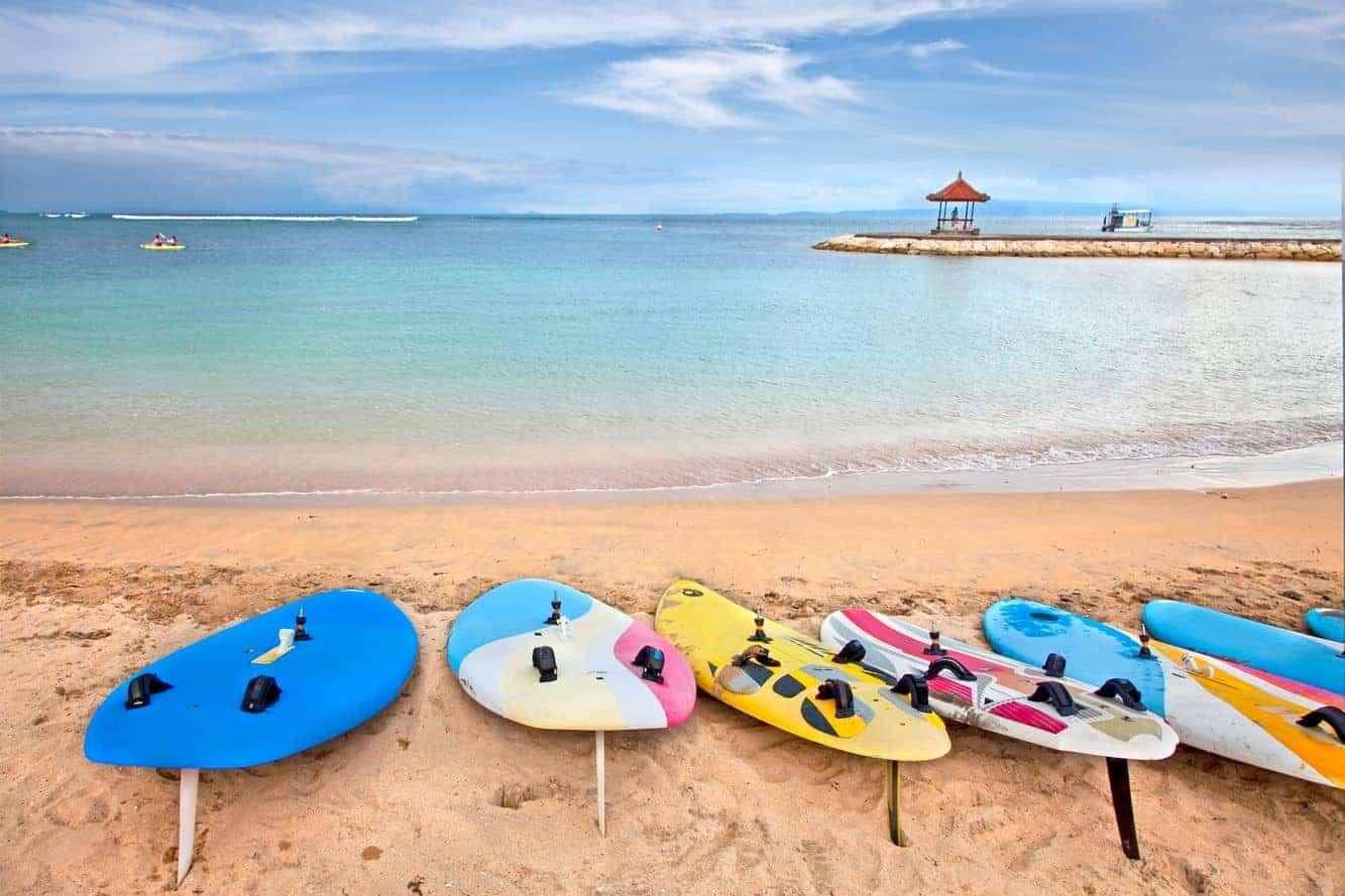 Фото досок для серфинга