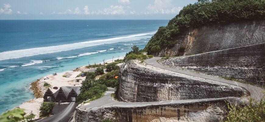 Фото полуострова Букит на Бали
