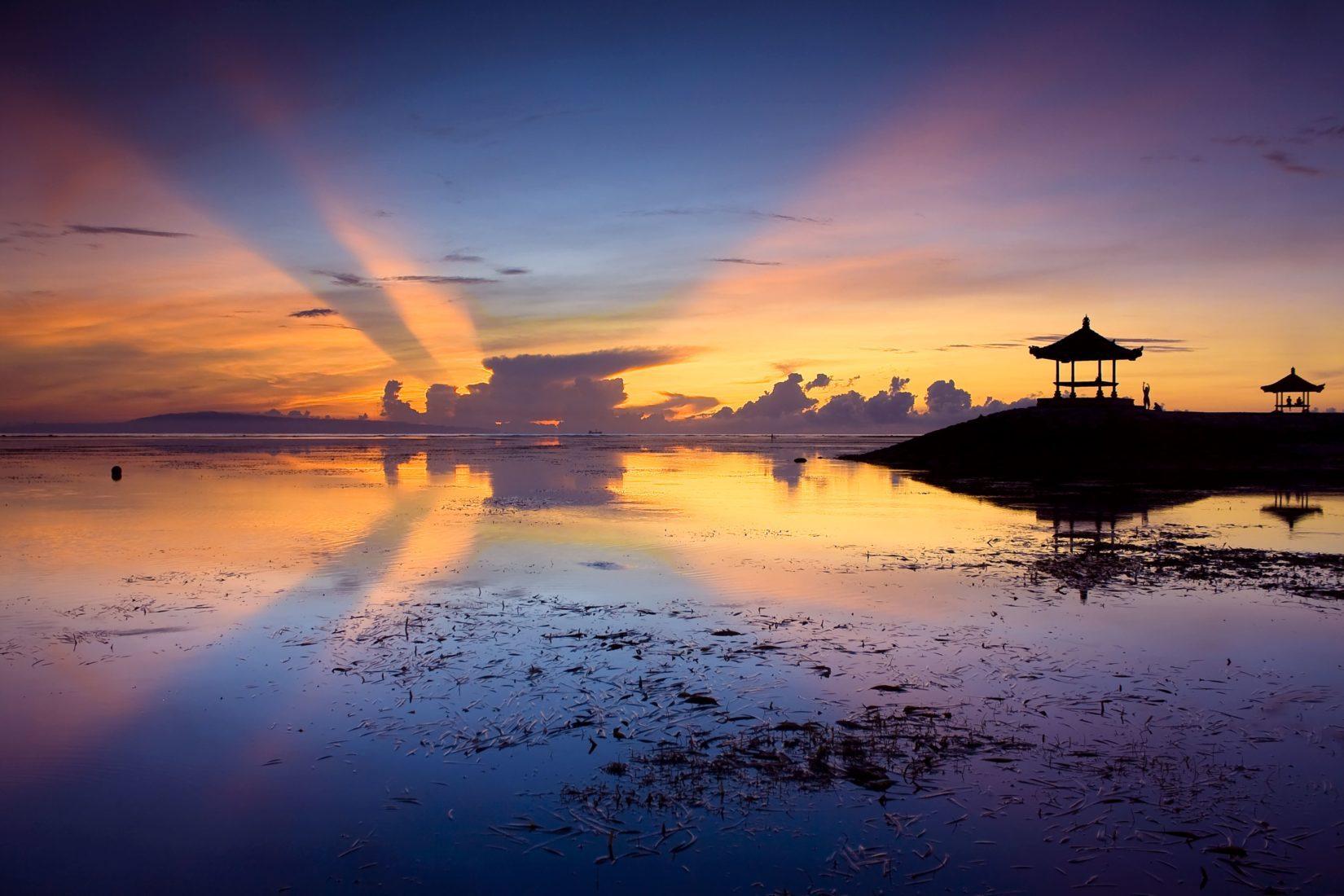Фото пляжа Санур