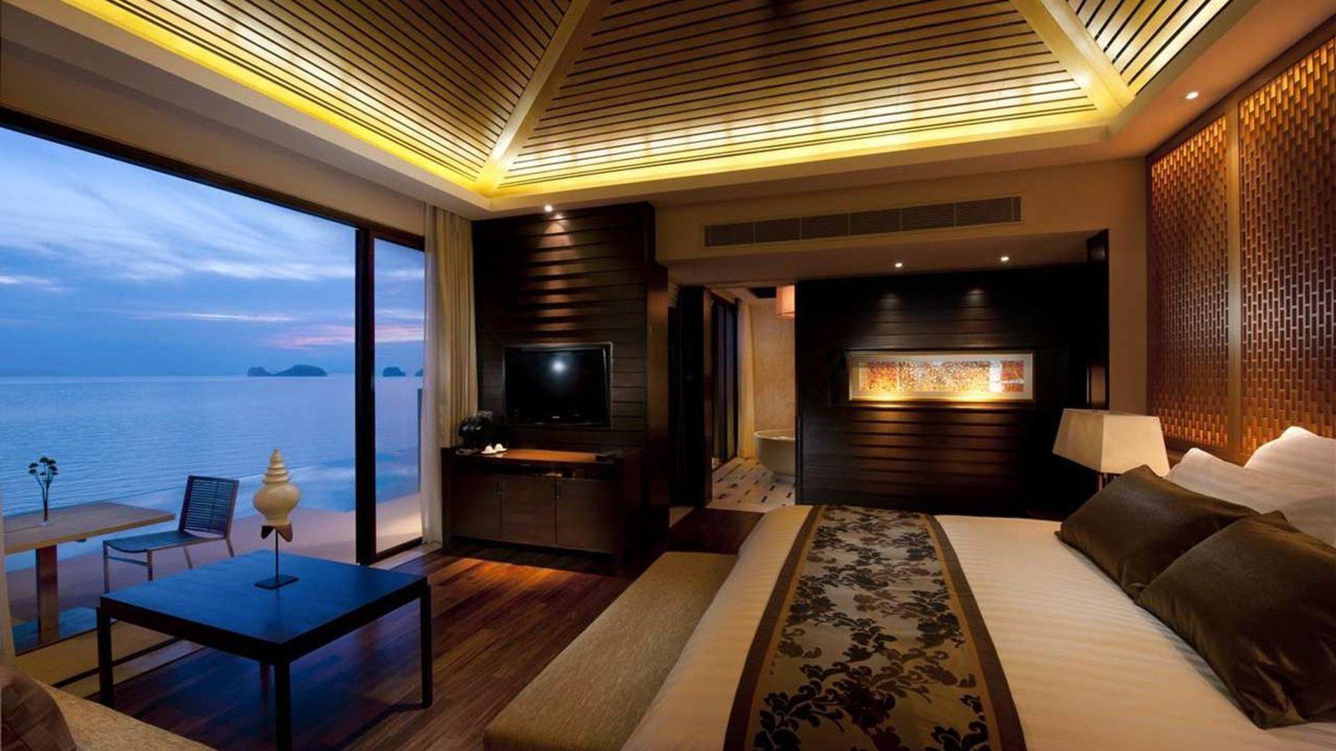 Фото отеля Conrad Koh Samui
