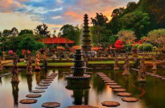 Фото Водный дворец Бали