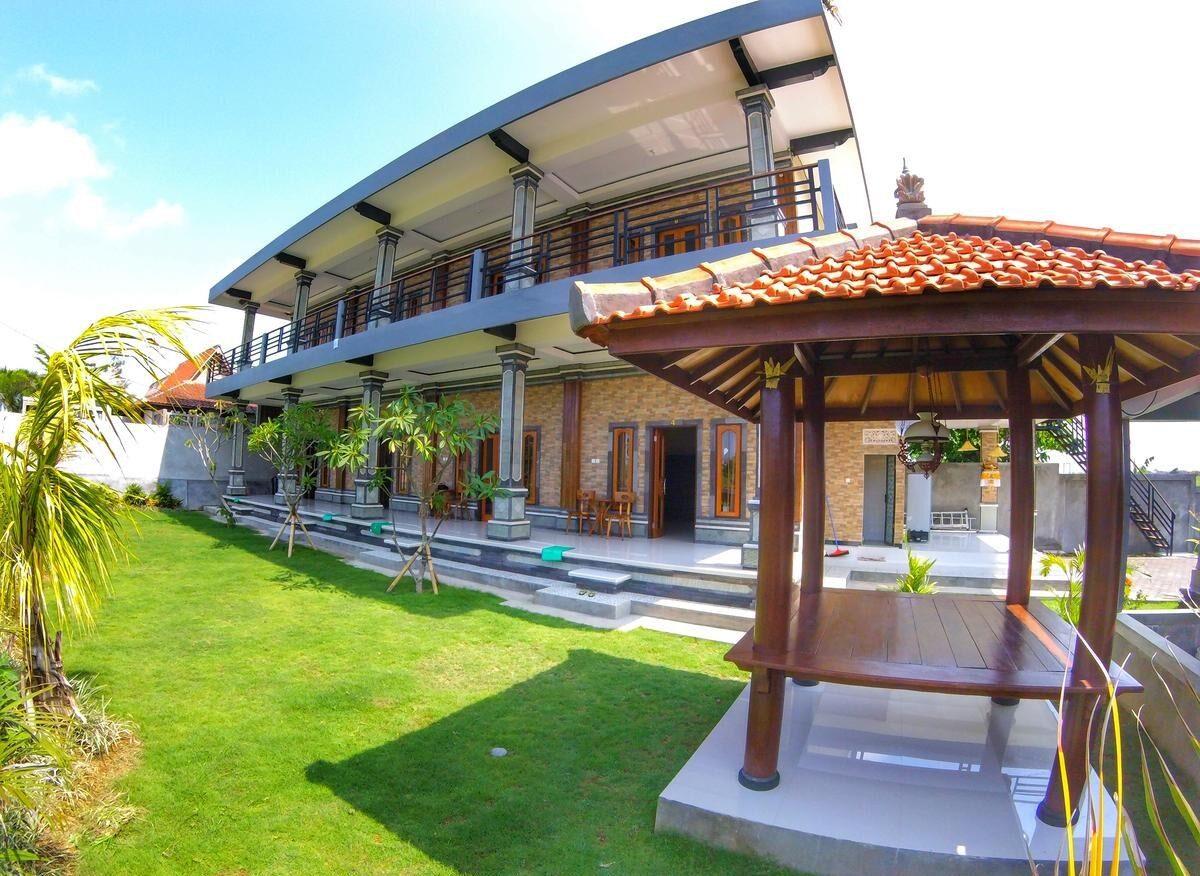 Гостевой дом на Бали