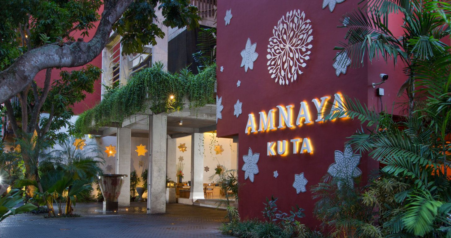 Фото Amnaya Resort Kuta