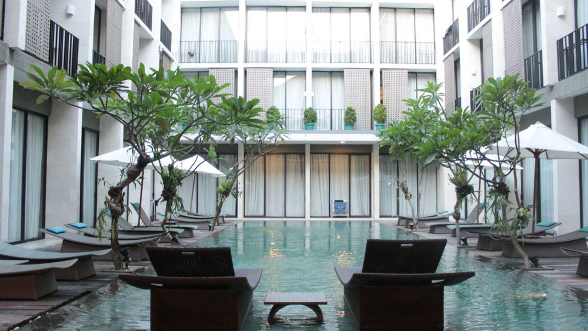 Фото Hotel Terrace at Kuta