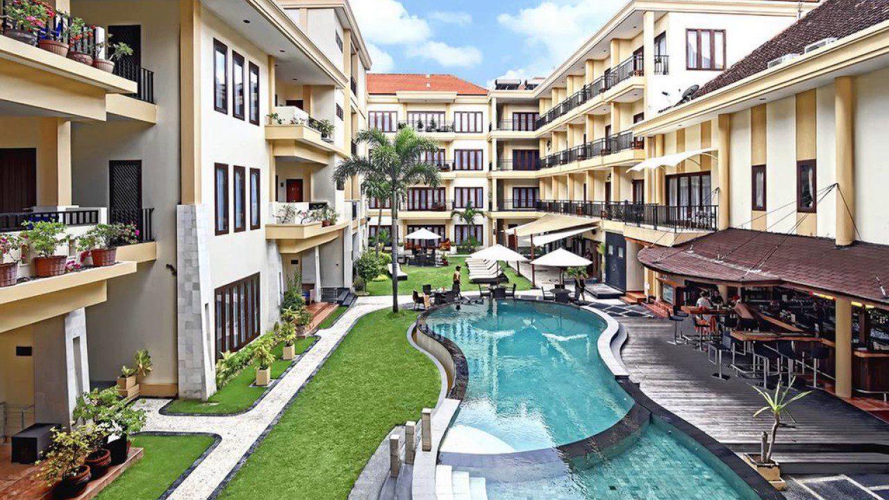 Фото Kuta Town House Apartments