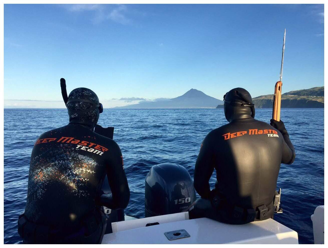 Фото подводных охотников