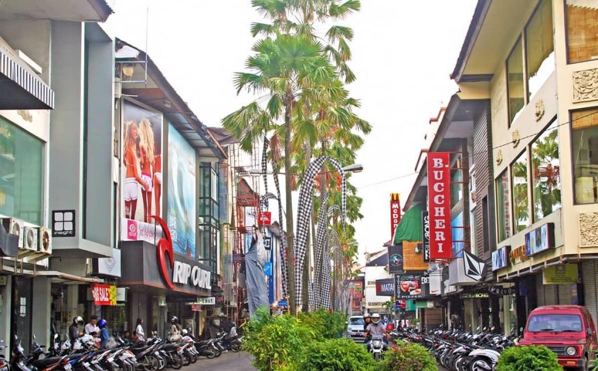 Фото улицы в Куте
