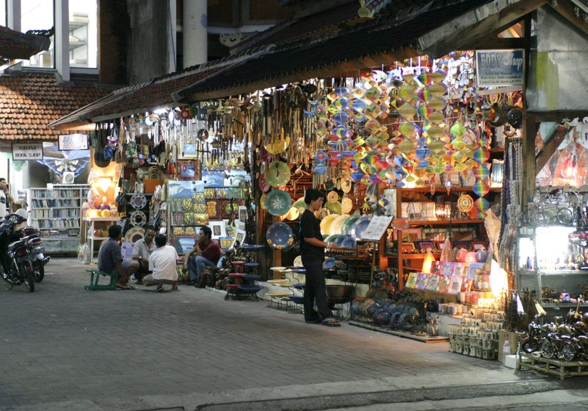 Фото рынка в Куте