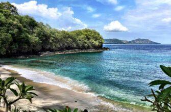 Фото пляжа Голубая Лагуна