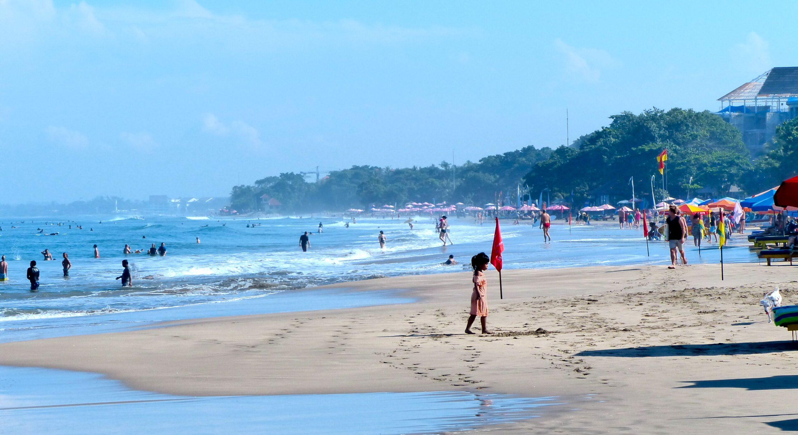 Фото пляжа Легиан