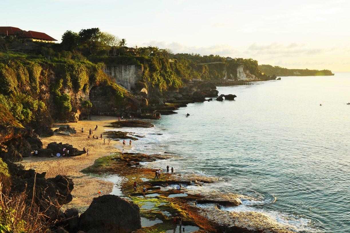 Фото пляжа Тегал Ванги