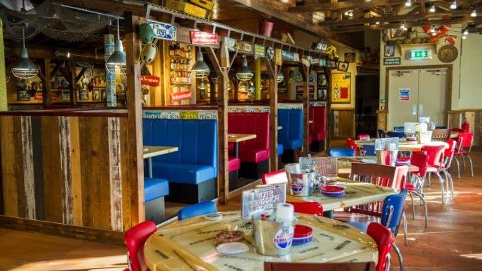 Фото ресторана Bubba Gump