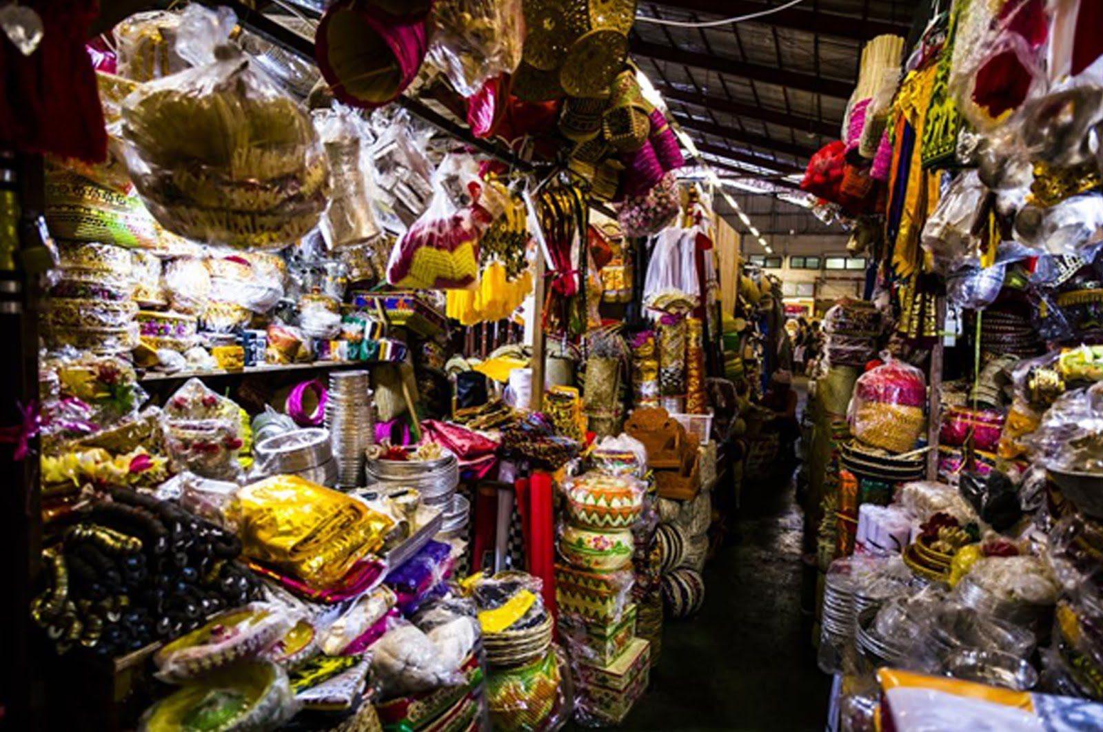 Фото рынка Бадунг