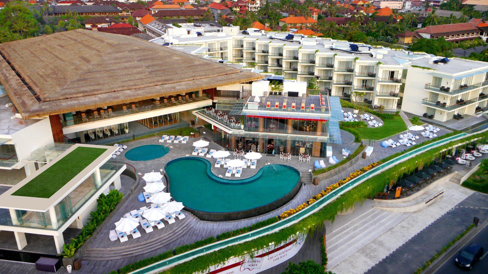 Фото Sheraton Bali Kuta Resort