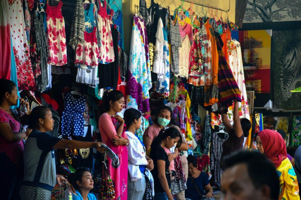 Фото Sukawati Art Market