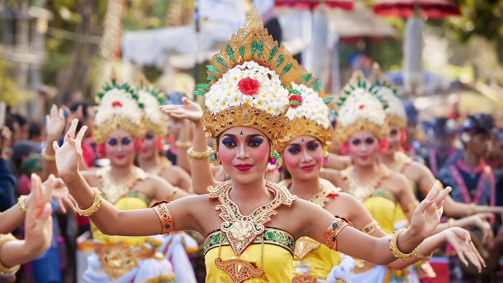 Фотот национального танца