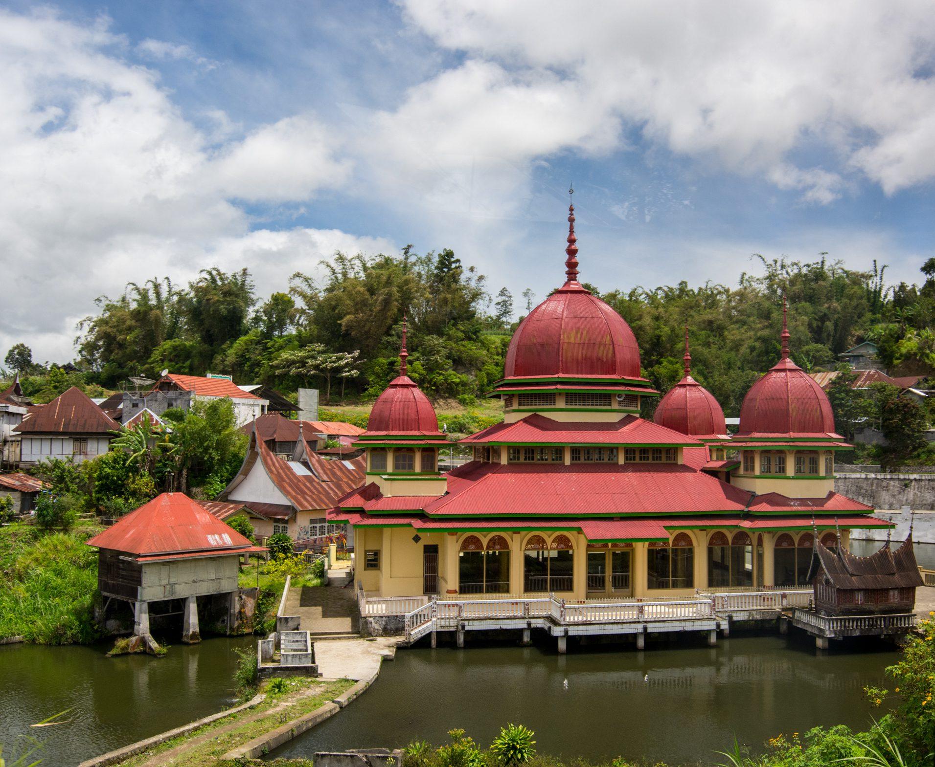 Фото мечети на Бали