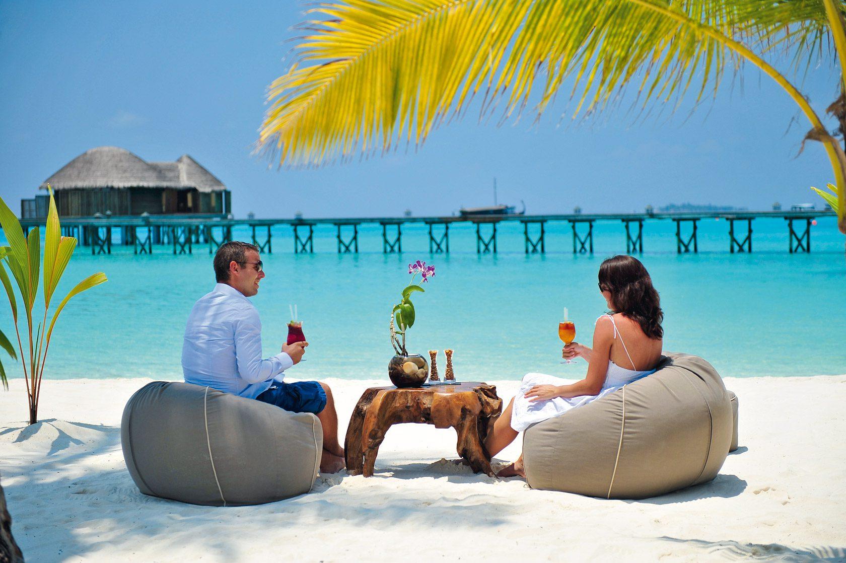 Фото отдыха на Мальдивах