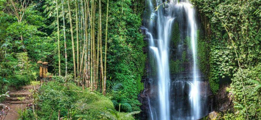 Фото водопада Мундук