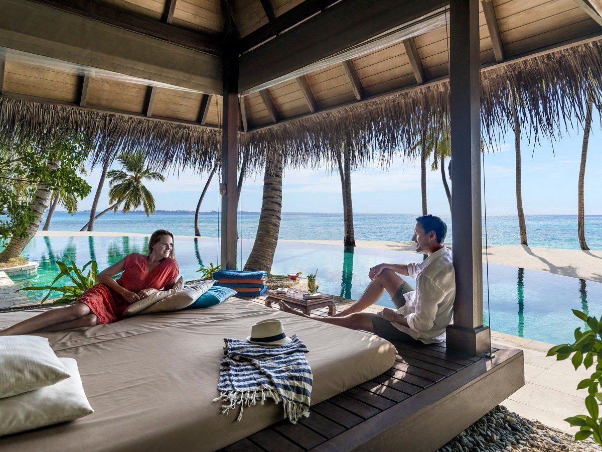 Фото отеля Shangri-la's Villingili Resort and Spa Maldives 5